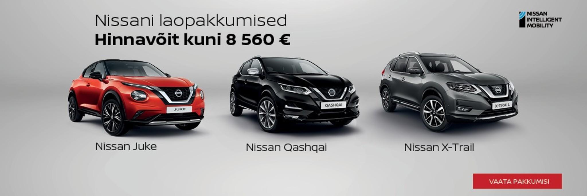 Nissani laoautod