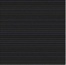 Musta värv Taaskasutatud kootud kangas