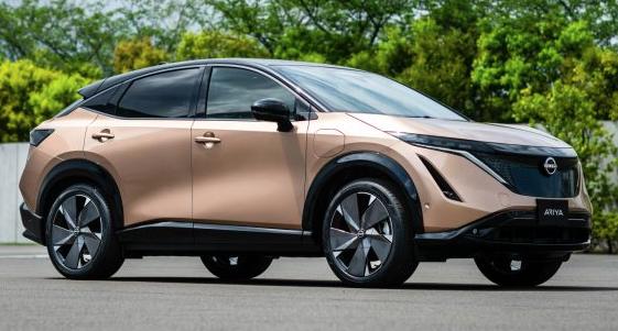 Nissan Ariya – muusika soliidsete meeste kõrvadele, tootja uus signatuurmudel