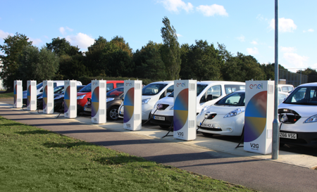 Nissan võitis uuendusliku energiatehnoloogia eest kliimalahenduste auhinna