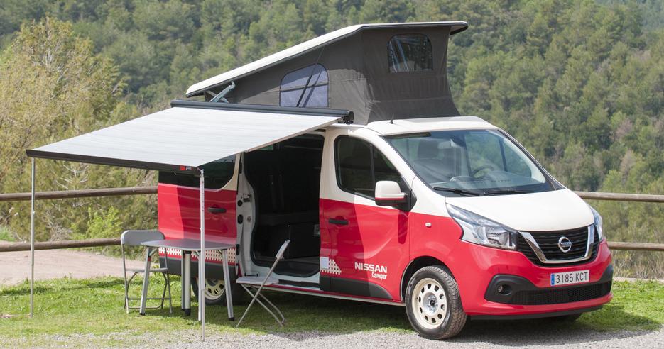 Nissani autoelamud on parim lahendus seiklejatele