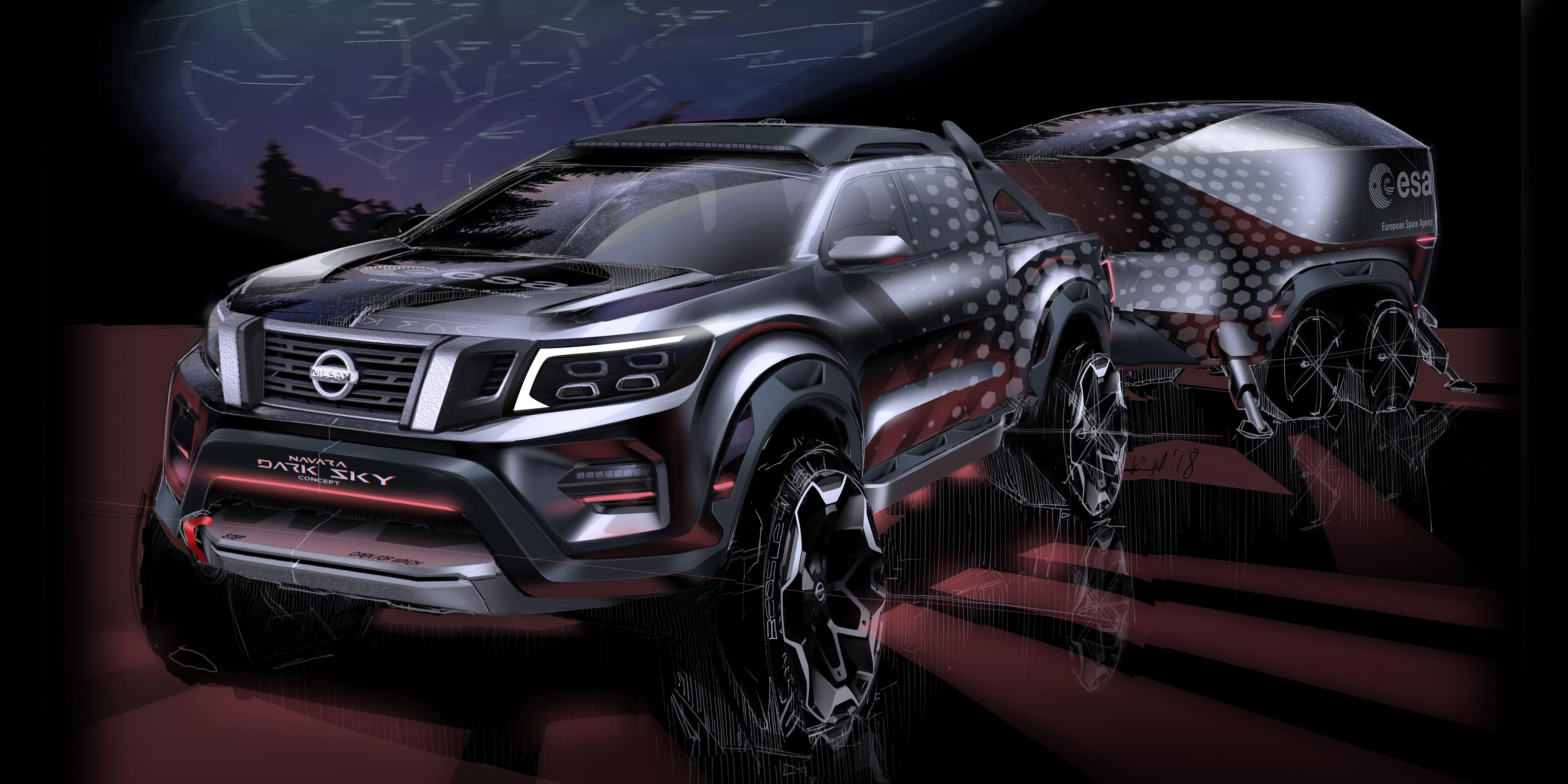 Nissan avalikustas Hannoveri autonäitusel uue põneva pikapite ideeauto ja täiendas Navara seeriat