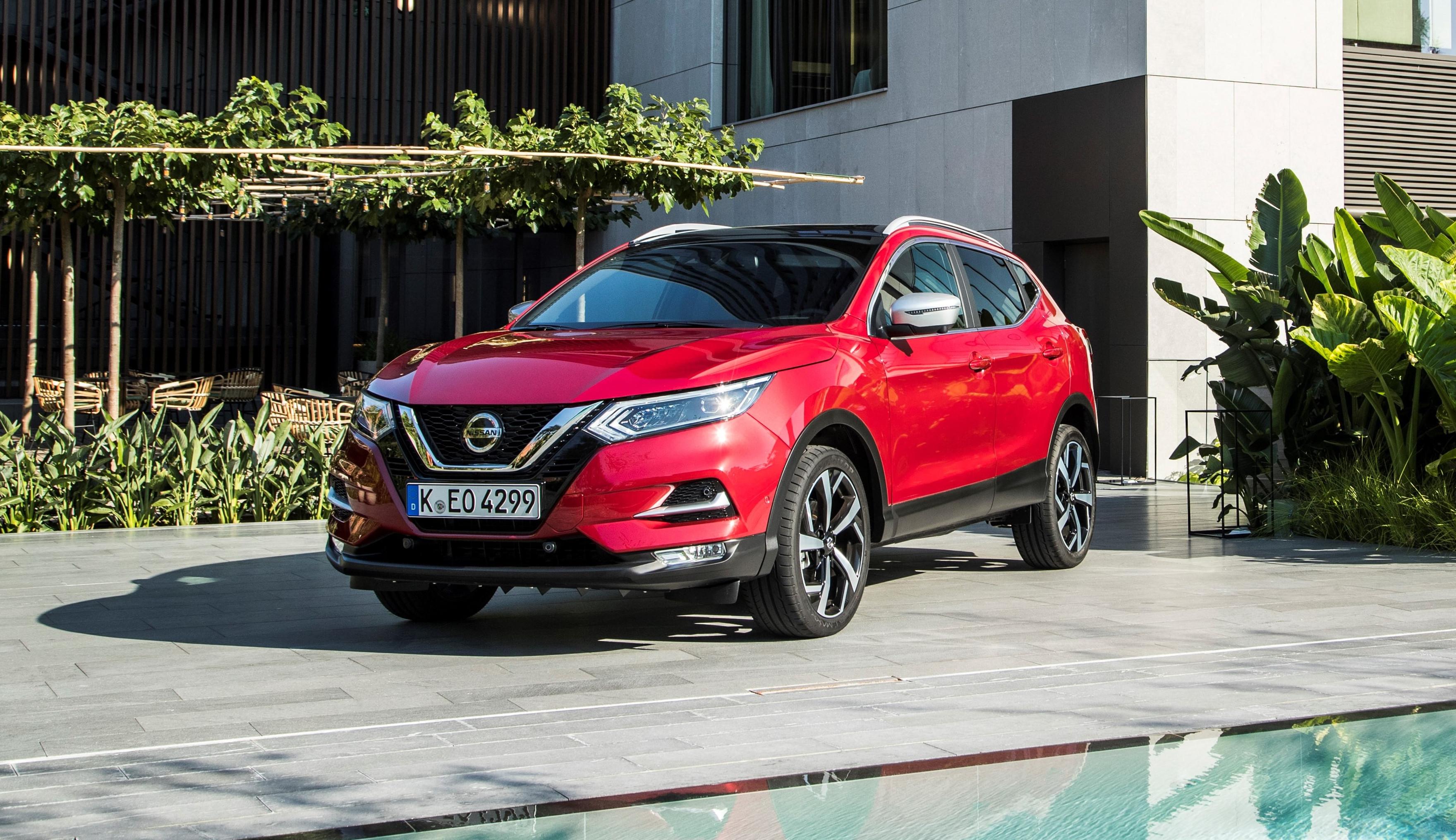 Nissan tõi turule uue tõhusa 1,3-liitrise bensiinimootori, et muuta Qashqai veelgi veetlevamaks
