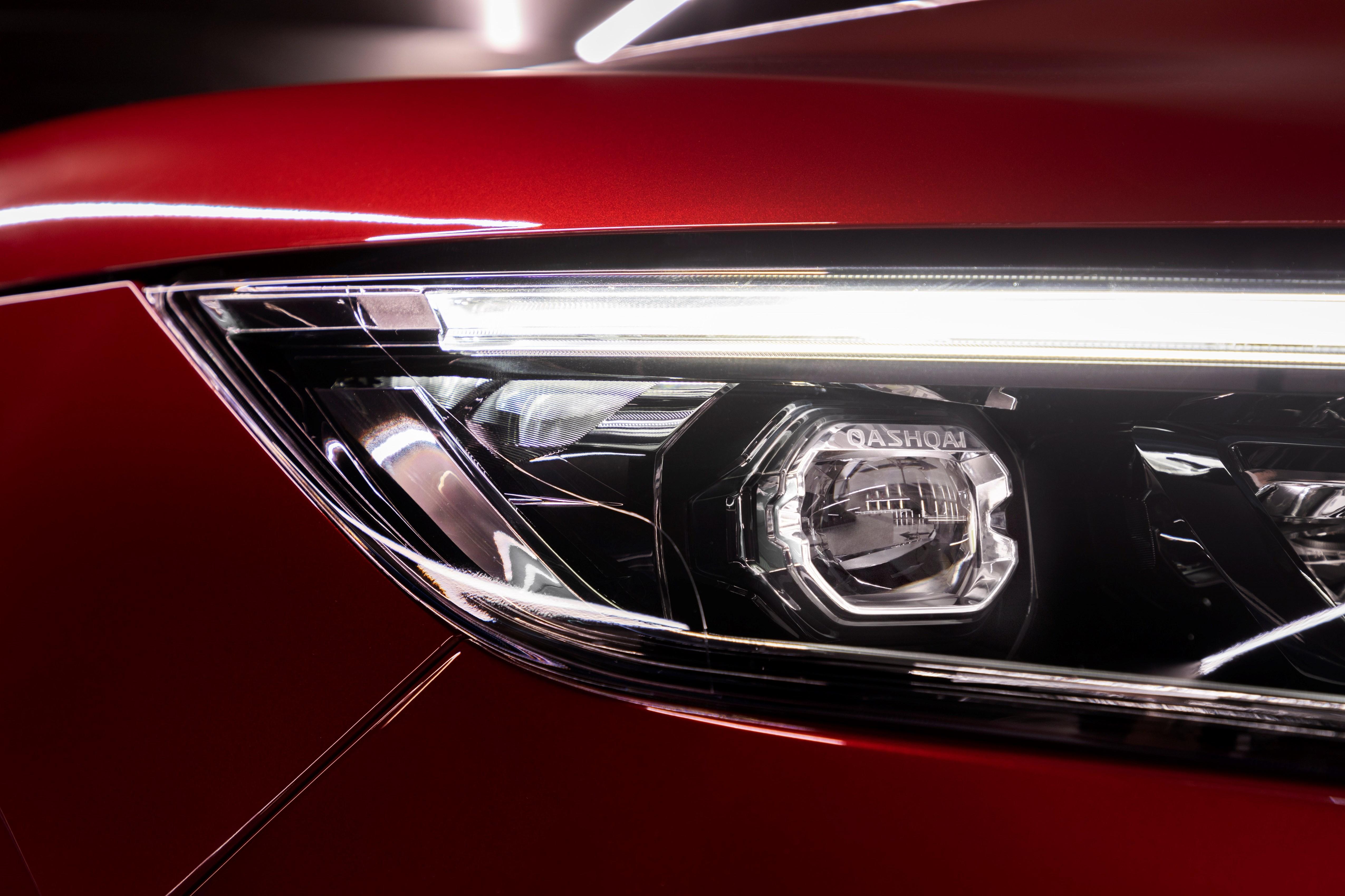 Nissan Qashqai pakub crossover'ite juhtidele uuel tasemel sõiduomadusi