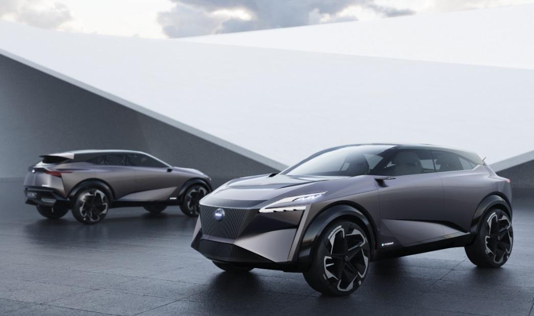 Nissan avalikustas 2019. aasta Genfi autonäitusel ideeauto IMQ