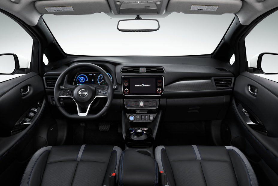 Nissan LEAFi valik on nüüd suurem: üle kogu Euroopa on saadaval uued versioonid