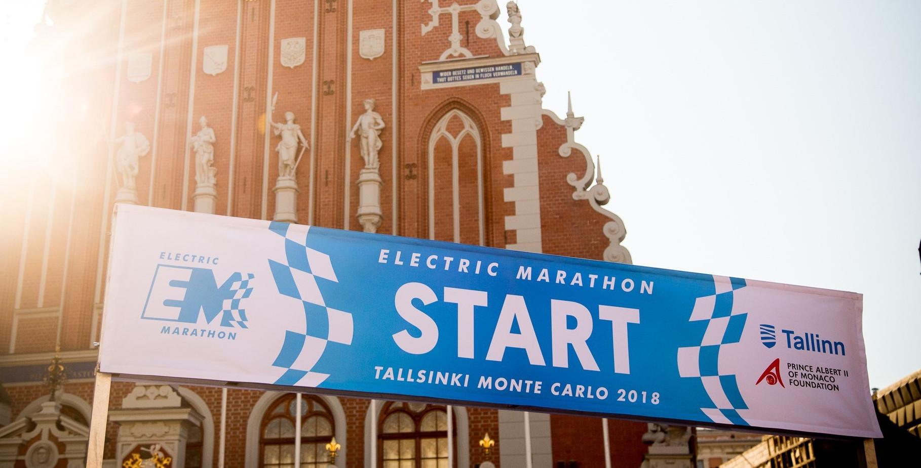 Nissan LEAF aitab korraldada maratoni üle kogu Euroopa