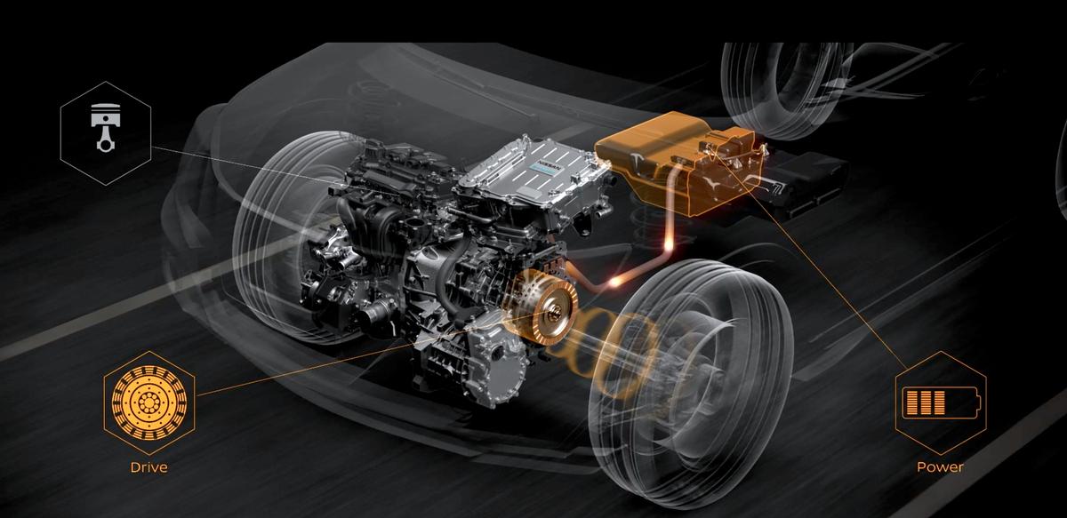 Nissan tutvustab Euroopas e-POWER-mudeleid