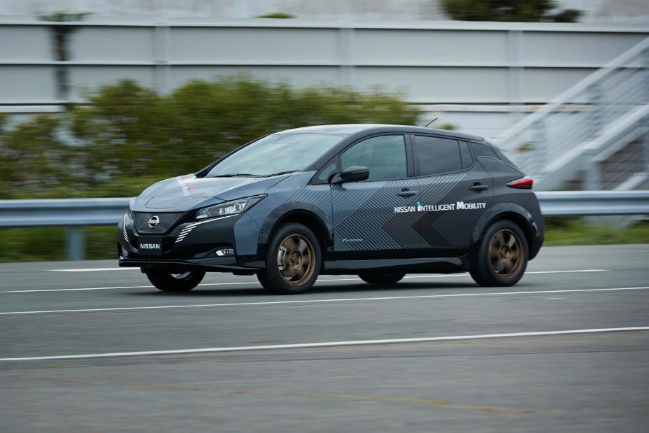 CES 2020: Nissani kahemootoriline nelikveosüsteem on tõeliselt arvestatav jõud