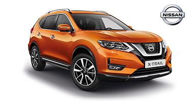 Uus Nissan X-Trail