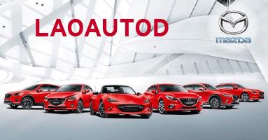 Mazda laoautod