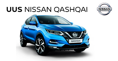 Uus Nissan Qashqai