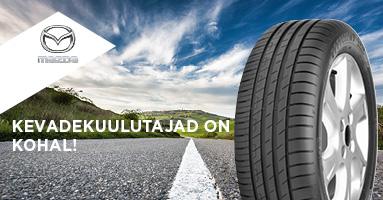 Mazda rehvipakkumised kevad 2017
